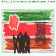 Peter Erskine, Nguyên Lê, Michel Benita: E_L_B - CD