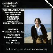 Rosemarie Lang, Helsingborg Symphony Orchestra, Hans-Peter Frank: Wagner: Wesendonck-Lieder - CD