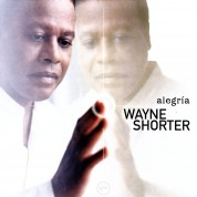 Wayne Shorter: Alegria - CD