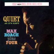 Max Roach: Quiet As It's Kept - CD