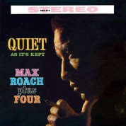 Max Roach: Quiet As It's Kept - CD