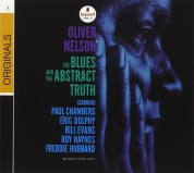 Oliver Nelson: The Blues And The Abstract Truth - CD