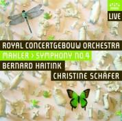 Royal Concertgebouw Orchestra, Bernard Haitink, Christine Schäfer: Mahler: Symphony No. 4 - SACD