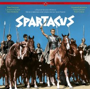 Alex North: OST - Spartacus Soundtrack - Plak