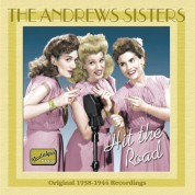 Andrews Sisters: Hit the Road (1938-1944) - CD