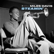 Miles Davis: Steamin' (Images By Iconic Photographer Francis Wolff) - Plak