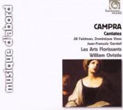 Les Arts Florissants, William Christie: Campra: French Cantatas - CD