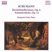 Schumann, R.: Davidsbundlertanze, Op. 6 / 8 Fantasiestucke, Op. 12 - CD