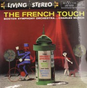 Charles Munch, Boston Symphony Orchestra: The French Record) - Plak