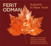 Ferit Odman: Autumn in New York - CD
