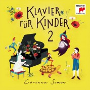 Corinna Simon: Klavier für Kinder Vol.II - CD