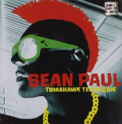 Sean Paul: Tomahawk Technique - CD