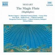 Michael Halász, Herbert Lippert, Elisabeth Norberg-Schulz, Kurt Rydl, Georg Tichy: Mozart: Die Zauberflöte (Highlights) - CD