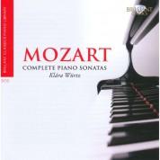 Klára Würtz: Mozart: Complete Piano Sonatas - CD