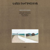 Eberhard Weber: Later That Evening - CD