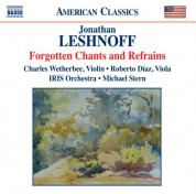 Michael Stern: Leshnoff: Forgotten Chants and Refrains - CD