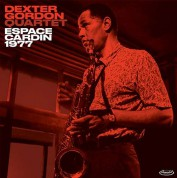 Dexter Gordon: Espace Cardin 1977 - Plak