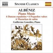 Guillermo Gonzalez: Albéniz: Piano Music, Vol. 3 - CD