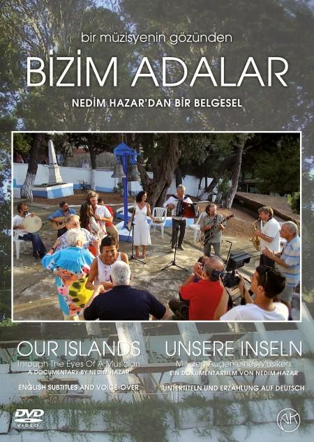 Nedim Hazar: Bizim Adalar (Film) - DVD
