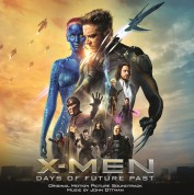 Çeşitli Sanatçılar: OST - X-Men: Days Of Future Past - Plak