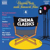 Cinema Classics, Vol.  4 - CD