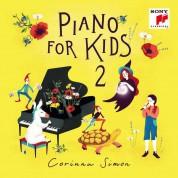 Corinna Simon: Piano for Kids 2 - CD