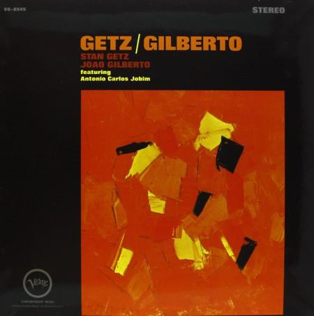 Stan Getz, João Gilberto: Getz / Gilberto (45rpm-edition) - Plak