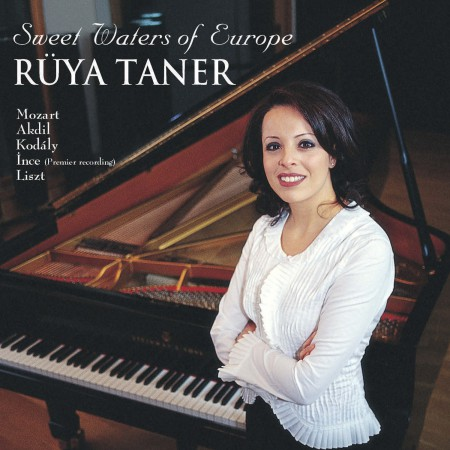 Rüya Taner: Sweet Waters of Europe - CD