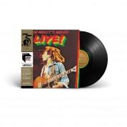 Bob Marley & The Wailers: Live!  (Half Speed Mastering) - Plak