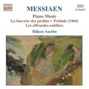 Messiaen: Fauvette Des Jardins (La) / Offrandes Oubliees (Les) - CD