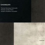 Thomas Demenga, Thomas Larcher, Teodoro Anzellotti: Chonguri - New York - CD