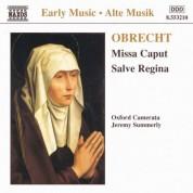 Obrecht: Missa Caput / Salve Regina - CD