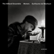 The Hilliard Ensemble: Guillaume de Machaut: Motets - CD
