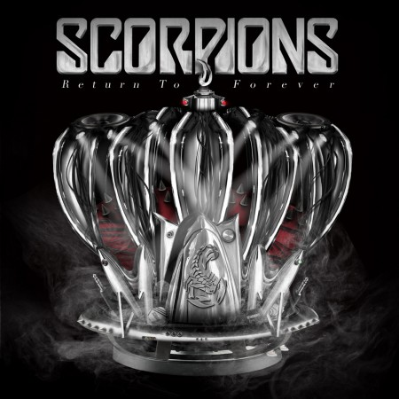 Scorpions: Return to Forever - Plak