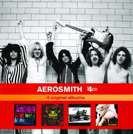 Aerosmith X4: Perma - CD
