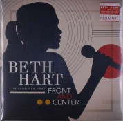 Beth Hart: Front And Center: Live From New York - Plak