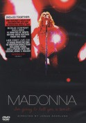 Madonna: I Am Going To Tell You A Secret - DVD