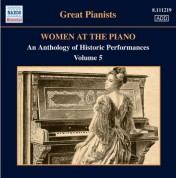 Çeşitli Sanatçılar: Women at the Piano - An Anthology of Historic Performances, Vol. 5 (1923-1955) - CD