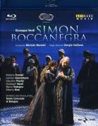 Verdi: Simon Boccanegra - BluRay