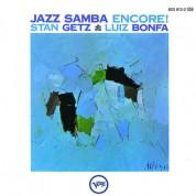 Stan Getz: Jazz Samba Encore - CD