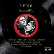 Maria Callas: Verdi: Rigoletto (Callas, Di Stefano, Gobbi / La Scala) (1955) - CD