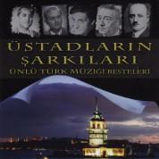 Çeşitli Sanatçılar: Üstadların Şarkıları - CD