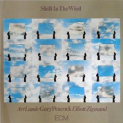 Gary Peacock, Art Lande, Eliot Zigmund: Shift In The Wind - CD
