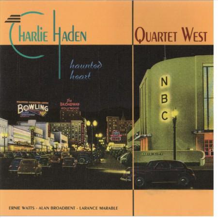 Charlie Haden: Haunted Heart - CD