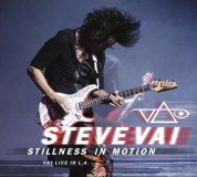 Steve Vai: Stillness in Motion: Vai Live In L.A. 2012 - CD