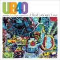 UB40: A Real Labour Of Love (Colored Vinyl) - Plak