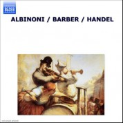 Albinoni / Barber / Handel (Uk) - CD