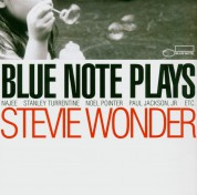 Çeşitli Sanatçılar: Blue Note Plays Stevie Wonder - CD