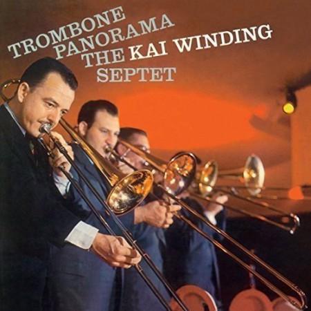 Kai Winding: Trombone Panorama + 3 Bonus Tracks - CD