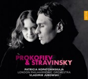 Patricia Kopatchinskaja: Stravinsky, Prokofiev - CD